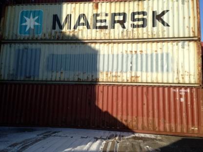 Michael John Hogan Conteneurs - Storage, Freight & Cargo Containers