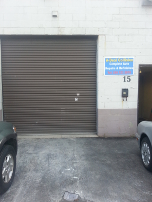 A-Deal Collision - Auto Repair Garages - 289-723-2070