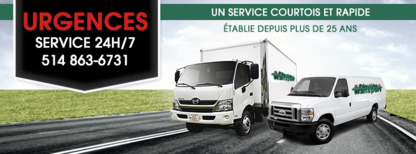 Transport P. Gauthier - Transportation Service - 514-863-6731