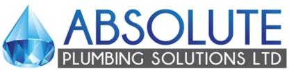 Absolute Plumbing Solutions Ltd - Plumbers & Plumbing Contractors - 778-995-1640