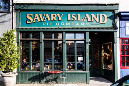 Savary Island Pie Company - Pastry Shops