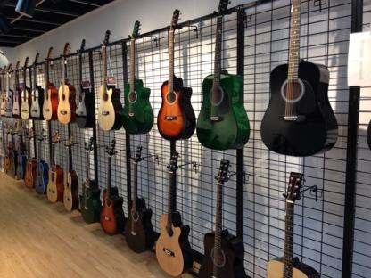 Fantasie Musical Instruments - Magasins d'instruments de musique - 902-407-2204