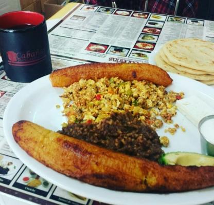 Cabanas Restaurant Et Pupuseria - Latin American Restaurants - 514-725-7208