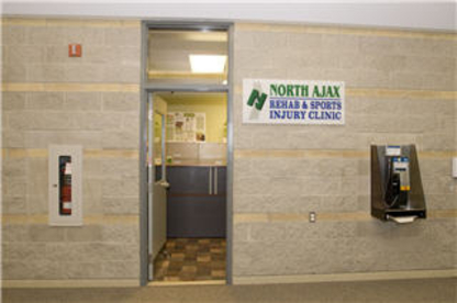 North Ajax Rehab & Sports Injury Clinic - Rehabilitation Services - 905-428-8811