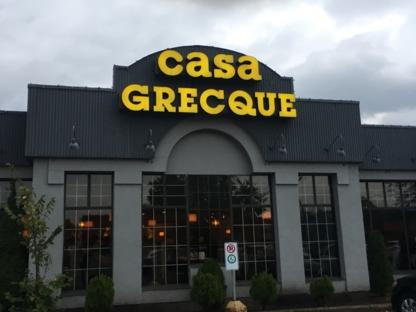 Casa Grecque - Restaurants grecs - 450-646-2228