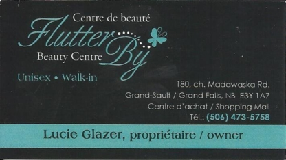 Flutterby Beauty Center - Hairdressers & Beauty Salons - 506-473-5758