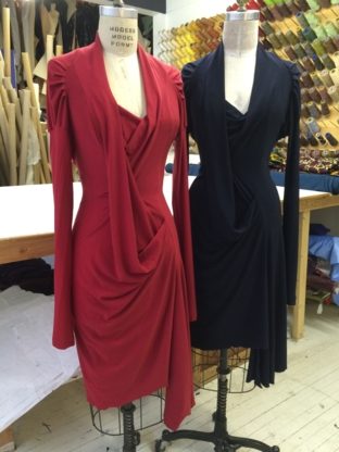 Bela&Fino Couture - Dressmakers - 514-966-4302