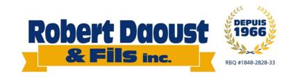 Robert Daoust & Fils Inc - Excavation Contractors