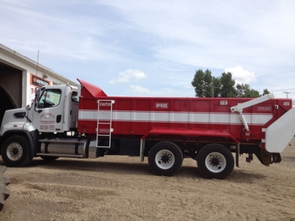 Lyam's Trucking Custom Corral Cleaning - Commercial, Industrial & Residential Cleaning - 403-934-7575