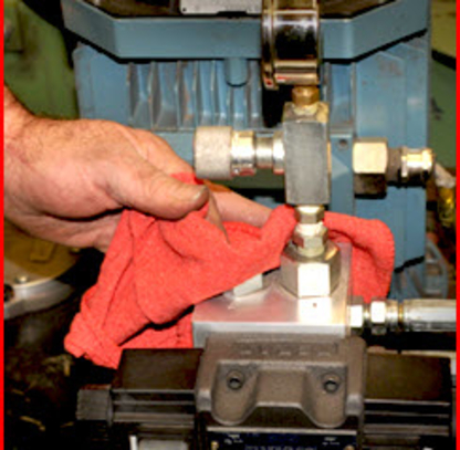 View Wipeco Industries's Pickering profile