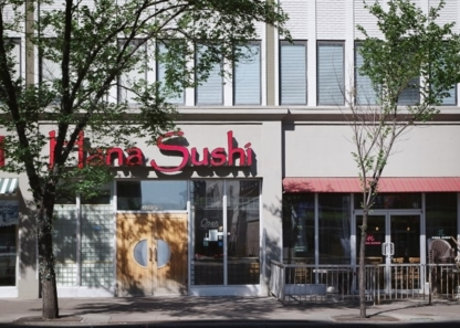 Hana Sushi Japanese Restaurant - Asian Noodle Restaurants - 403-229-1499