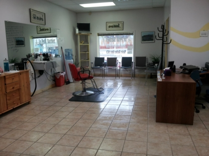 Le Petit Barbier - Hair Salons - 204-414-1536
