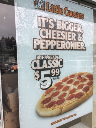 Little Caesars - Restaurants italiens - 604-552-8100