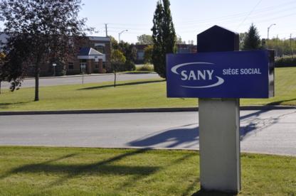 Produits Sany - Produits sanitaires