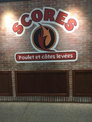 Rôtisserie Scores - Restaurants - 514-334-2828