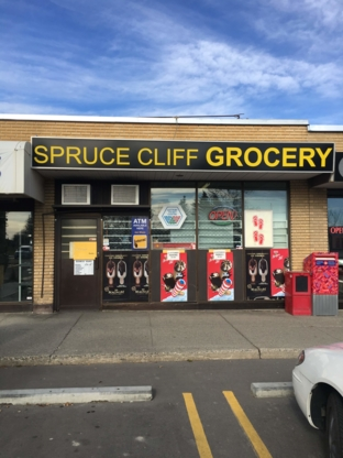 Spruce Cliff Grocery - Grocery Stores - 403-249-5407