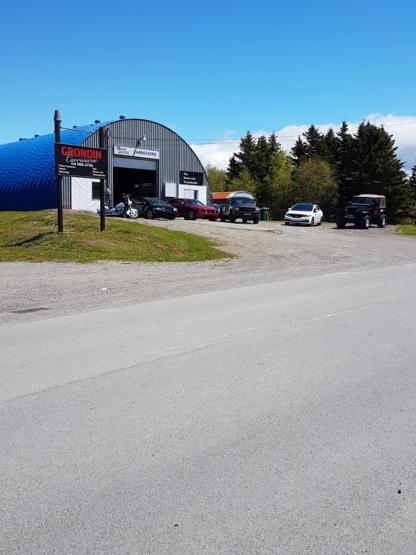 Grondin Carrosserie - Réparation de carrosserie et peinture automobile - 418-566-2735
