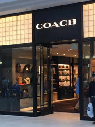 Coach - Leather Goods Retailers