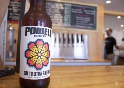 Powell St Craft Brewery Inc - Brewers - 604-558-2537