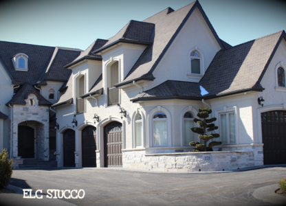 ELC Stucco - Building Contractors