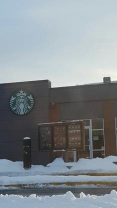Starbucks - Cafés