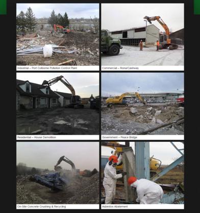 Greenfield Services - Demolition Contractors - 905-651-3333