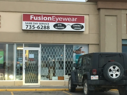 Fusion Eyewear - Optometrists