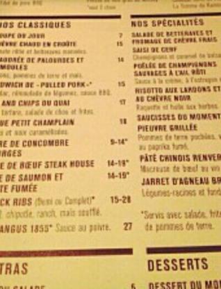 Quai No4 - Restaurants - 514-507-0516