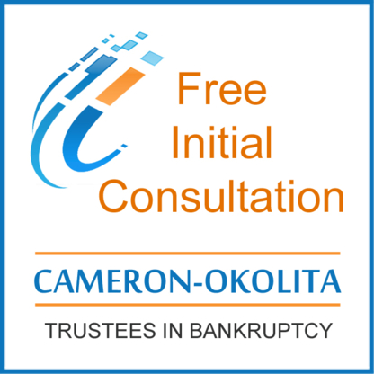 Cameron-Okolita Inc - Licensed Insolvency Trustees - 403-543-3100