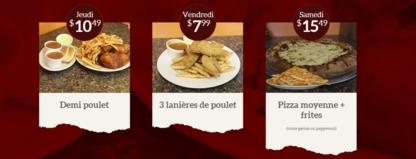 Rôtisserie Royale Cap de La Madeleine - Restaurants