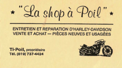 La Shop In Mascouche Qc Yellowpages Ca