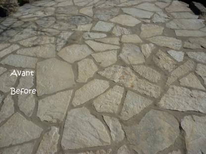 Pro Seal, Unistone Cleaning - Dalles, carrelages et pavés de béton - 514-618-9999