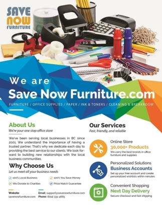 Save Now Furniture - Furniture Stores