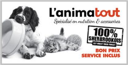 L'Animatout - Pet Food & Supply Stores - 819-823-6860