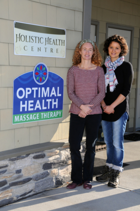 Optimal Health Massage Therapy - Registered Massage Therapists - 250-804-9427
