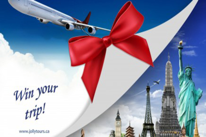 Jolly Tours CWT - Travel Agencies - 613-932-6753