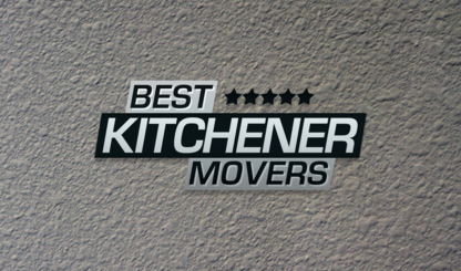 Best Kitchener Movers - Moving Services & Storage Facilities - 519-772-6841