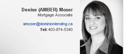 Denise Amber Moser Mortgage Associate - Mortgages