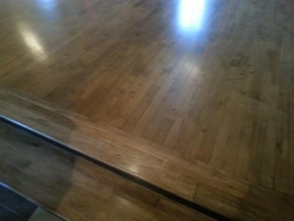 Dustless Wood Floor Refinishing - Carpet & Rug Stores