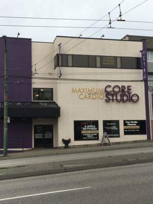 Maximum Core Cardio Studio Ltd - Fitness Gyms - 604-568-7853