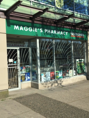 Guardian - Maggie's Pharmacy - Pharmacies