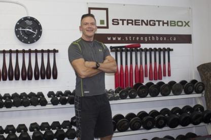 Strengthbox Inc - Fitness Gyms - 647-204-1258