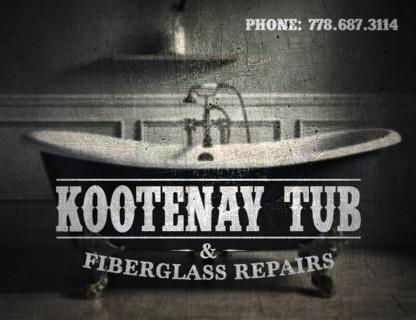 Kootenay Tub & Fiberglass Repairs - Bathroom Renovations
