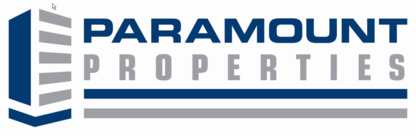 Paramount Property Management Inc - Agences de location d'appartements - 613-233-1222