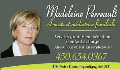 Me Madeleine Perreault - Avocats en droit familial - 450-654-0367