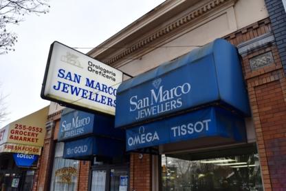San Marco Jewellers - Jewellers & Jewellery Stores