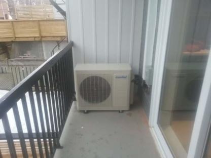 ClimatSphère Inc - Air Conditioning Contractors - 438-876-5035