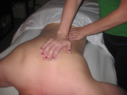 Harmony Massage Therapy - Registered Massage Therapists