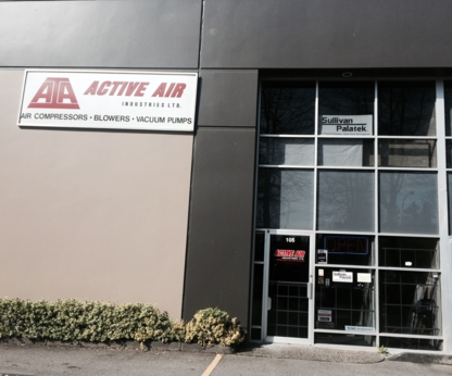 Voir le profil de Active Air Industries Ltd - Surrey