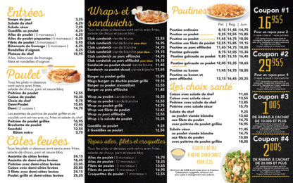 Coq O Bec - Greek Restaurants - 450-412-1235